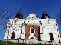 Kościół, ob. par. pw. św. Jana Ewangelisty, 2 poł. XI, XIII-XVI-XVIII (15)
