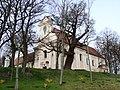 Kościół klasztorny reformatów, ob. par. pw. św. Mikołaja, 2 poł. XVIII Łabiszyn (23).JPG