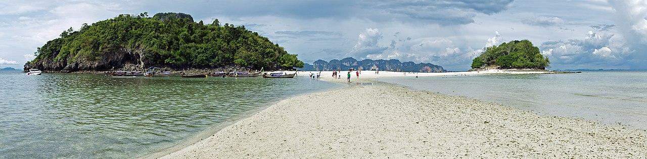 Thajské ostrovy - Tup island