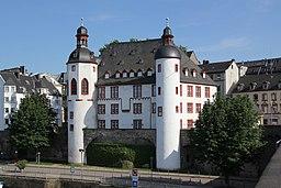 Koblenz im Buga-Jahr 2011 - Alte Burg 01