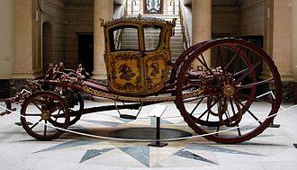 Cinquantenaire Museum - Image: Koets Brussel