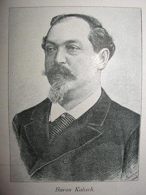 Ignatz Kolisch - Image: Kolisch