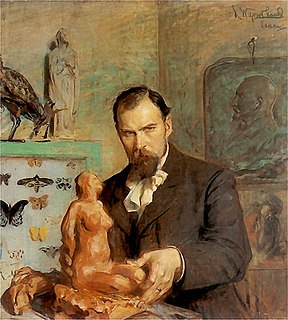 Konstanty Laszczka Polish artist