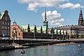 Kopenhagen (DK), Børsgraven und Börse -- 2017 -- 1506.jpg