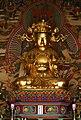 Korea-Joseon Dynasty-Gilt-bronze seated Avalokitesvara at Beopjusa Temple-01.jpg