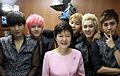 Korea President Park KPOP cONCERT 20130628 10.jpg