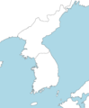 Korean Peninsula (Blank).png