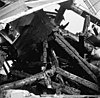 korenmolen nooit gedacht, na de brand - arnemuiden - 20024358 - rce