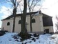 Kostel svatého Jana Nepomuckého v Stříbrné Skalici.JPG
