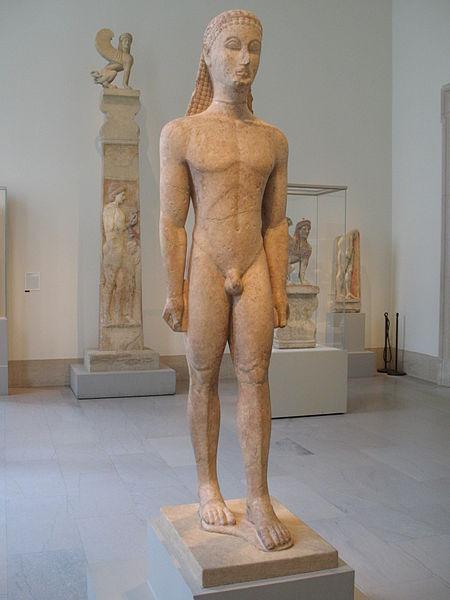 File:Kouros marble statue.jpg