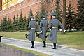 Kremlin Regiment, Changing of the Guard, Moscow (2007) 01.jpg