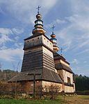 Krempna, cerkiew, widok od strony zachodniej.jpg