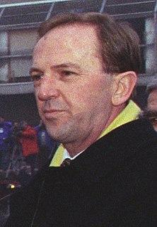 Krešimir Zubak Bosnian Croat politician