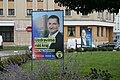 Kroměříž, Masarykovo náměstí, plakáty Trikolóry a ODS do krajských voleb 2020 (img 0688).jpg
