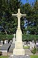 Kruis op begraafplaats Cunerakerk, Nibbixwoud.JPG