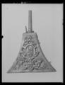 Krutflaska, 1500-talets slut eller 1600-talets början (1800-tal?) för hakeskytt - Livrustkammaren - 2606.tif
