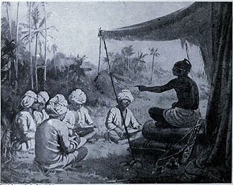 Kulottunga I - Kulottunga Chola instructs the surveyors A.D. 1086