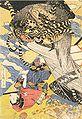 Kuniyoshi, Minamoto no Yorimitsu Battlling an Earth Spider.jpg