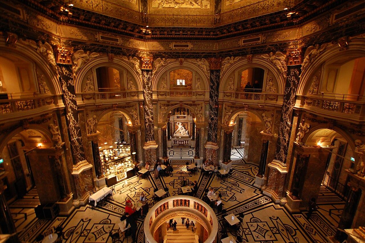 Vienna Art Museum Interior History
