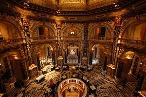 Kunsthistorisches Museum - Interior