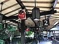 Kurama station Tengus 20200530 02.jpg