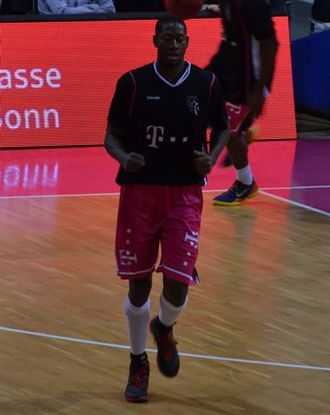 Kurt Looby - Looby with Telekom Baskets Bonn