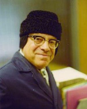 Kurt Mahler - Kurt Mahler, 1970