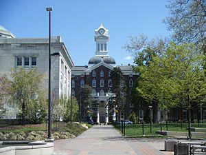 Kutztown University of Pennsylvania - Old Main