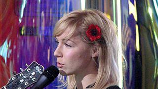 Lenna Kuurmaa Estonian singer-songwriter and actress