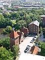 Lüneburg Ratsmühle vom Wasserturm.jpg