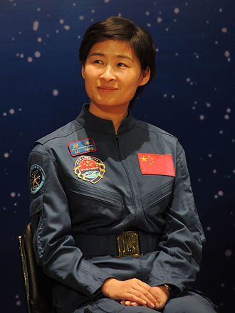Chinese women in space - Liu Yang, the first Chinese woman in space