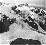 La Perouse, tidewater glacier icefall, August 31, 1977 (GLACIERS 5579).jpg