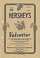 Label for Hershey's Velvetier Chocolate Product - NARA - 18558595.jpg