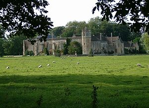 William Sharington - Lacock Abbey, in Wiltshire, as rebuilt by Sharington
