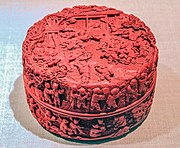 Lacquerware-roundbox-w-children.jpg