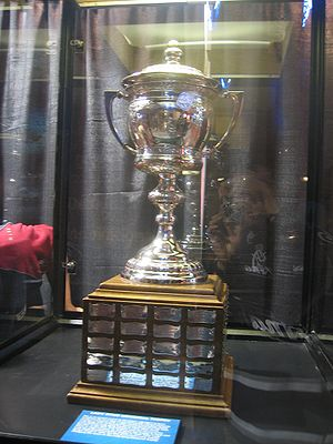 Lady Byng Memorial Trophy - Image: Ladybyngtrophy