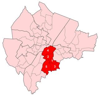 Laganbank (District Electoral Area)