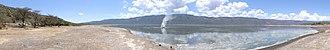 Lake Bogoria - Image: Lake Bogoria 2011