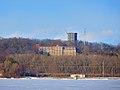 Lake View Sanatorium ^ Water Tower Under Construction - panoramio.jpg