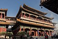 Lama Temple, front view of the main hall.jpg