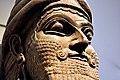 Lamassu from the Throne Room, Nimrud, Iraq, 9th century BC. The British Museum, London.jpg