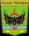 Lambang Kabupaten Padang Pariaman.png