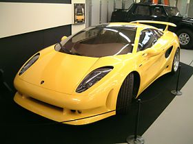 Lamborghini Calà 1