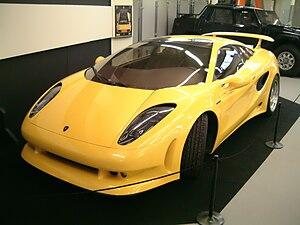 Lamborghini Calà   Image: Lamborghini Calà 1