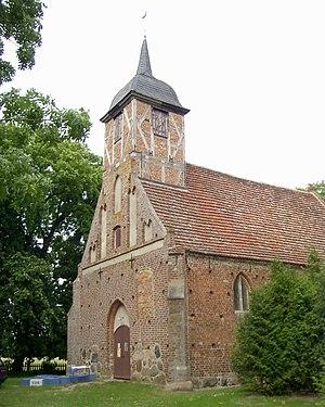 Dreschvitz - Church