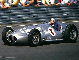 Hermann Lang racecar driver