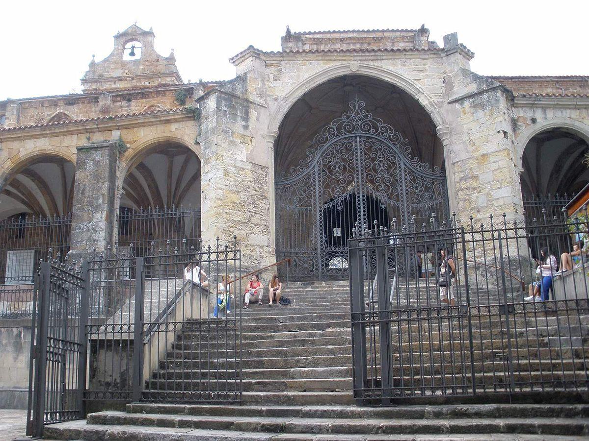 Iglesia de Santa María de la Asunción (Laredo) - Wikipedia, la enciclopedia l...
