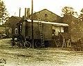 Laundry at Mobile Hospital, No. 39, Aulnois-sur-Vertuzy, France, 1918 (30661193632).jpg