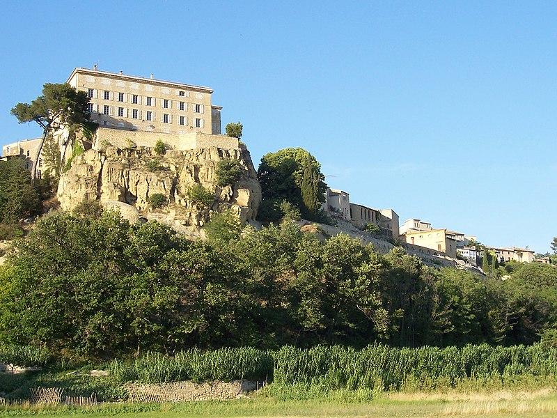 Castle of Lauris