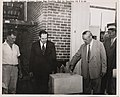 Laying cornerstone of new Traffic Building Southampton Street -James Michael Curley- -TP153- (6082230201).jpg